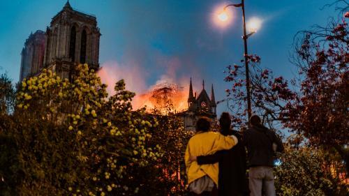 EN IMAGES. Le jour où Notre-Dame de Paris a failli disparaître sous les flammes