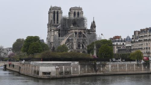 """""""Cela va prendre énormément de temps"""" : après l'incendie de Notre-Dame, le défi de la reconstruction"""