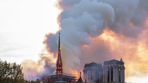 Le coq de la flèche de Notre-Dame de Paris a été retrouvé