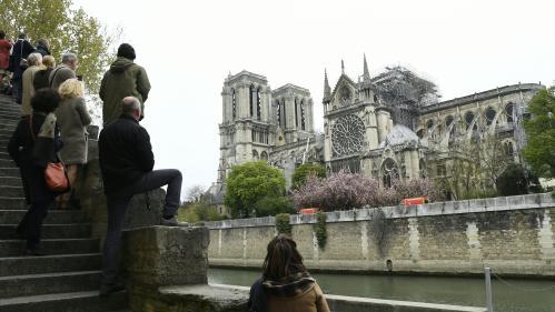 Notre-Dame : le quartier le l'île de la Cité bouleversé