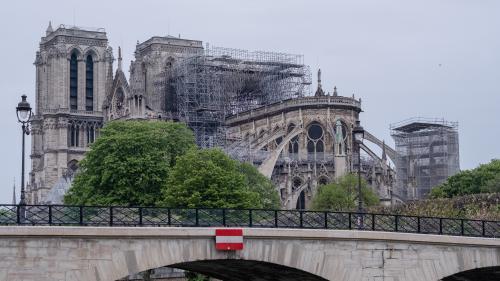Incendie à Notre-Dame : déjà plus de 360 millions d'euros de promesses de dons pour la reconstruction
