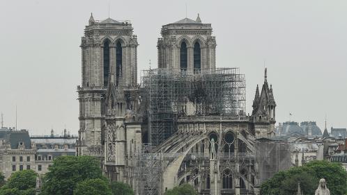 Après l'incendie de Notre-Dame, la sécurité des chantiers sur les monuments historiques questionnée