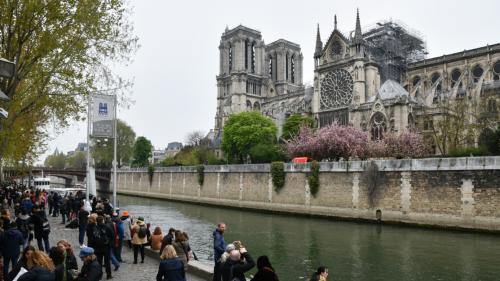Notre-Dame de Paris : le quartier encore bouclé
