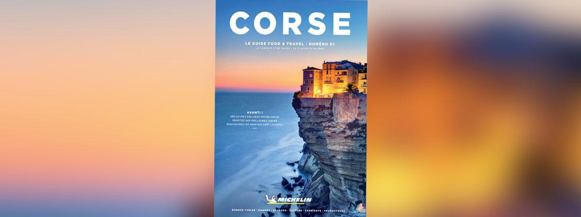 Michelin Lance Un Nouveau Magazine Dédié à La Gastronomie Et