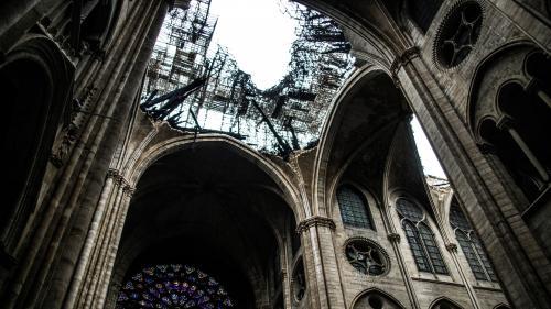 VIDEO. Notre-Dame de Paris : peut-on reconstruire en cinq ans ?