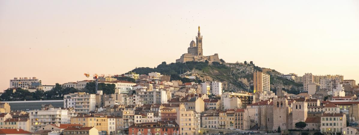 Histoire : à l'origine de la naissance de la ville de Marseille