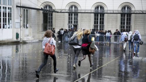 INFO FRANCEINFO. La réforme des lycées ne change rien dans le choix d'orientation des élèves, selon une étude du SNES-FSU