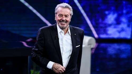 Festival de Cannes: Alain Delon recevra une Palme d'honneur
