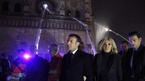 L'incendie de Notre-Dame ne modifie en rien l'état de l'opinion des Français, selon un sondage