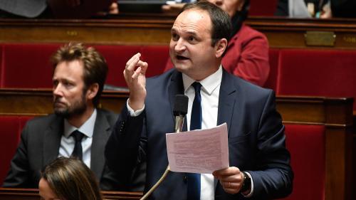 """Le député de Nouvelle-Calédonie Philippe Gomès mis en examen pour """"prise illégale d'intérêts"""""""