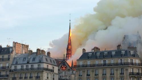 Incendie de Notre-Dame de Paris : au coeur du brasier avec les soldats du feu