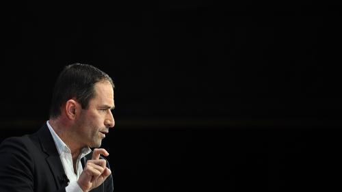 Européennes: Benoît Hamon se raccroche aux bastions électoraux du Parti socialiste