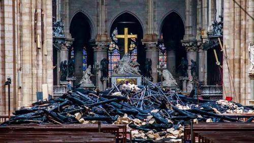 Que vont devenir les œuvres de Notre-Dame après avoir échappé aux flammes ?