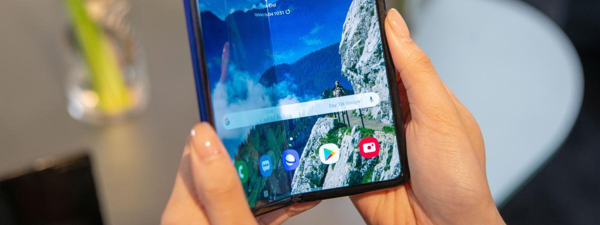 Après des tests ratés, Samsung lance une inspection de son smartphone pliable Galaxy Fold