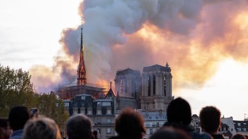 Beaucoup parlent sans savoir : la société qui restaurait la flèche de Notre-Dame répond aux accusations