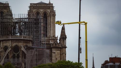 Incendie de Notre-Dame : cinq questions sur l'hypothèse d'un accident électrique