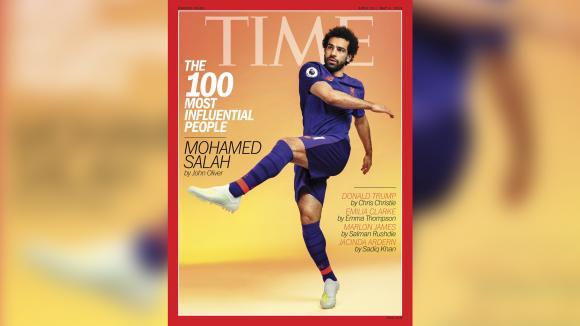 """La médaille du jour. Mohamed Salah veut """"plus de respect"""" pour les femmes musulmanes"""