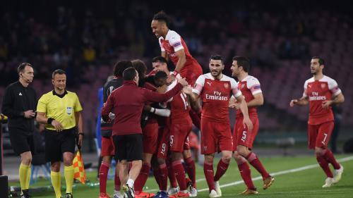 Foot : Arsenal, Chelsea et Valence au rendez-vous, Francfort renverse Benfica