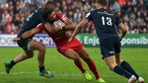 DIRECT. Coupe d'Europe de rugby : regardez la demi-finale entre les Irlandais du Leinster et le Stade toulousain