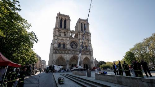 Incendie de Notre-Dame : la Fondation du patrimoine porte plainte après une tentative d'escroquerie aux dons