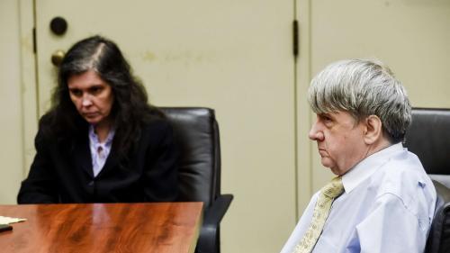 """Etats-Unis: les parents de la """"maison de l'horreur"""" condamnés à la perpétuité"""
