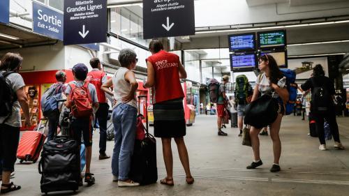 Annulations de trains, retards, pannes... Un rapport accablant sur toute la ligne pour la SNCF