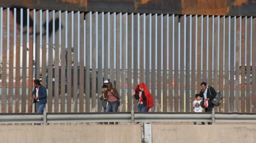 Un millier de migrants cubains sont arrivés à la frontière entre le Mexique et les Etats-Unis