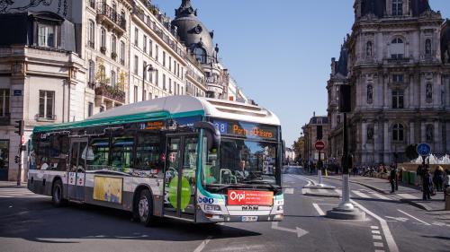 Paris : le réseau des bus profondément modifié à partir de samedi