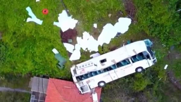 Portugal : deuil national après l'accident de car à Madère
