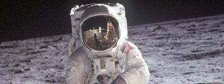 """Avec l'exposition """"Lune II"""", la Cité de l'espace confronte le visiteur aux difficultés de la vie lunaire"""