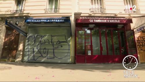 Notre-Dame de Paris : l'inquiétude des commerçants du quartier