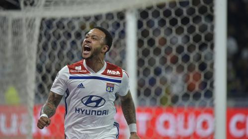 Foot : Lyon retrouve la victoire face à Angers