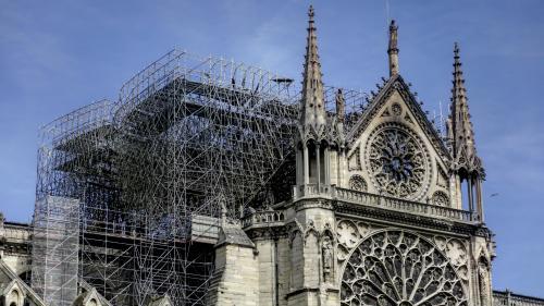 VIDEO. Notre-Dame, quai Branly, Louvre... Quand les présidents tentent de laisser leur empreinte dans la pierre