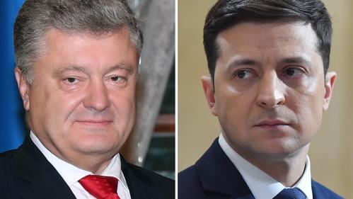 Ukraine : le match des candidats