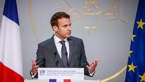 DOCUMENT FRANCE 2. Report, reprogrammation, fuites... On vous raconte l'histoire secrète du discours annulé d'Emmanuel Macron