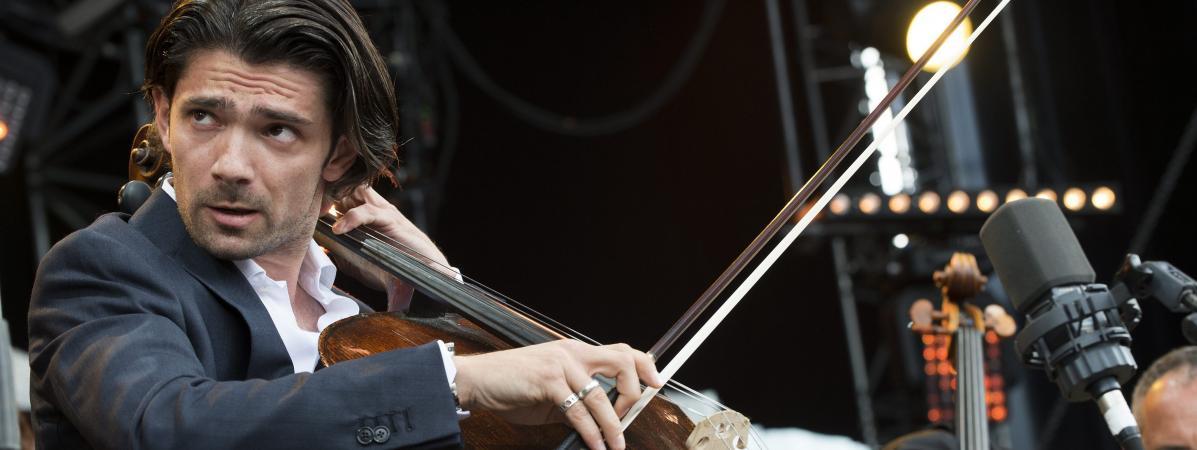 """Concert pour Notre-Dame : """"Dans ces moments-là, la musique est très importante"""" explique Gautier Capuçon"""