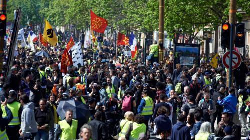 """DIRECT. 23e journée de mobilisation des """"gilets jaunes"""" : 70 personnes interpellées, selon la préfecture de police"""