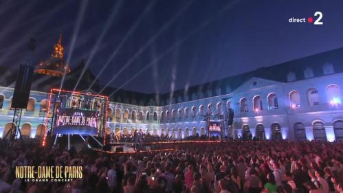 DIRECT. Regardez le grand concert en faveur de la reconstruction de la cathédrale Notre-Dame
