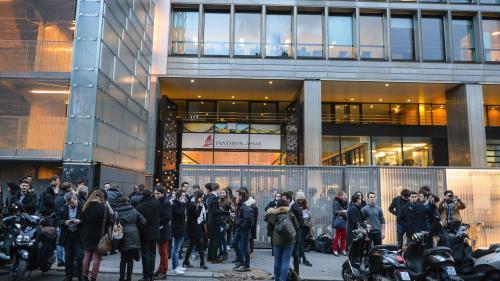 """Harcèlement sexuel : un professeur décrit comme un """"prédateur"""" suspendu à l'université Panthéon-Assas"""