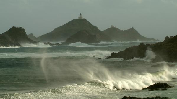 Météo : la Corse-du-Sud placée en vigilance orange aux vents violents