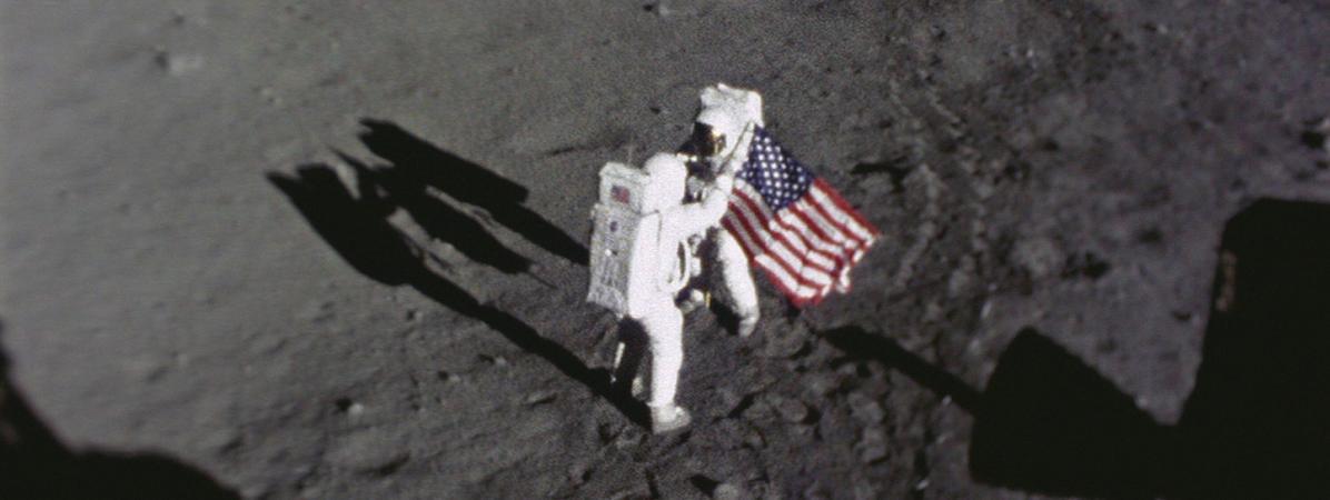 Revivez l'expérience de Neil Armstrong et les premiers pas sur la lune à la Cité l'Espace de Toulouse