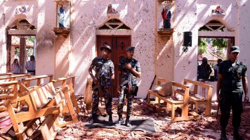 DIRECT. Attentats au Sri Lanka : huit personnes en lien avec la série d'explosions ont été arrêtées, annonce le Premier ministre