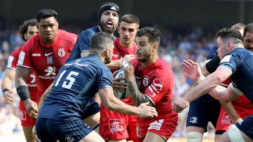 Coupe d'Europe de rugby : les Irlandais du Leinster éliminent Toulouse en demi-finale (30-12)