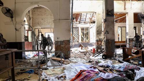 VIDEO. Une vague d'attentats fait au moins 207 morts et plus de 450 blessés au Sri Lanka
