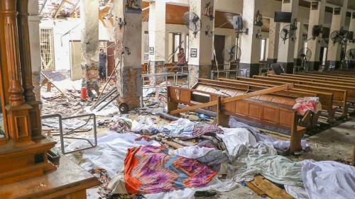 Sri Lanka : ce que l'on sait des explosions qui ont frappé des hôtels et des églises en plein dimanche de Pâques
