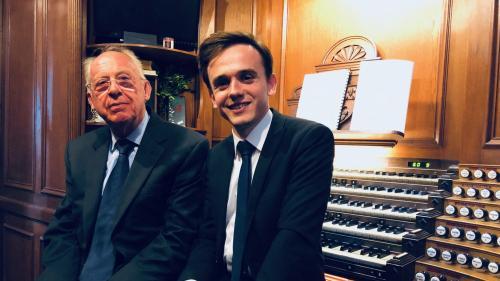 """""""Passé ce moment douloureux, on est maintenant dans l'espoir"""" : un organiste de Notre-Dame rêve de rejouer dans la cathédrale"""