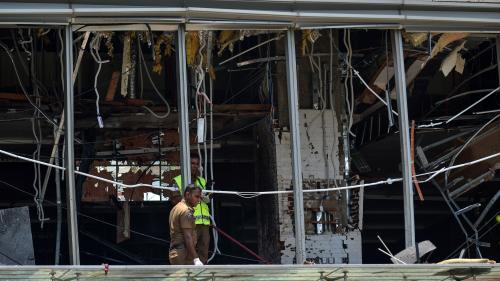 """Attentats contre les chrétiens au Sri Lanka : """"Les principales victimes étaient plutôt musulmanes, ces dernières années"""""""