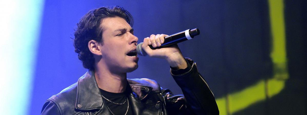 """Le rappeur Georgio revient sur son concert au Printemps de Bourges : """"Le plus fort dans ma musique, c'est l'écriture"""""""