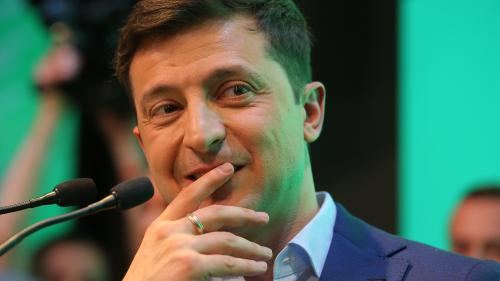 Ukraine : ce que l'on sait du programme du nouveau président Volodymyr Zelensky