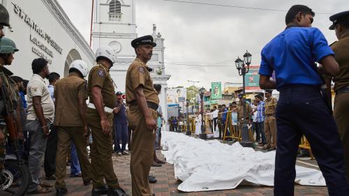 Un Français figure parmi les victimes des attentats au Sri Lanka